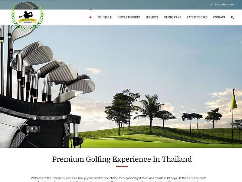 Traveller's Rest Golf Group